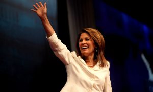 Morningside welcomes Congresswoman Michelle Bachmann to The Jim Bakker Show