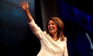 Morningside welcomes Congresswoman Michelle Bachmann to The Jim Bakker Show