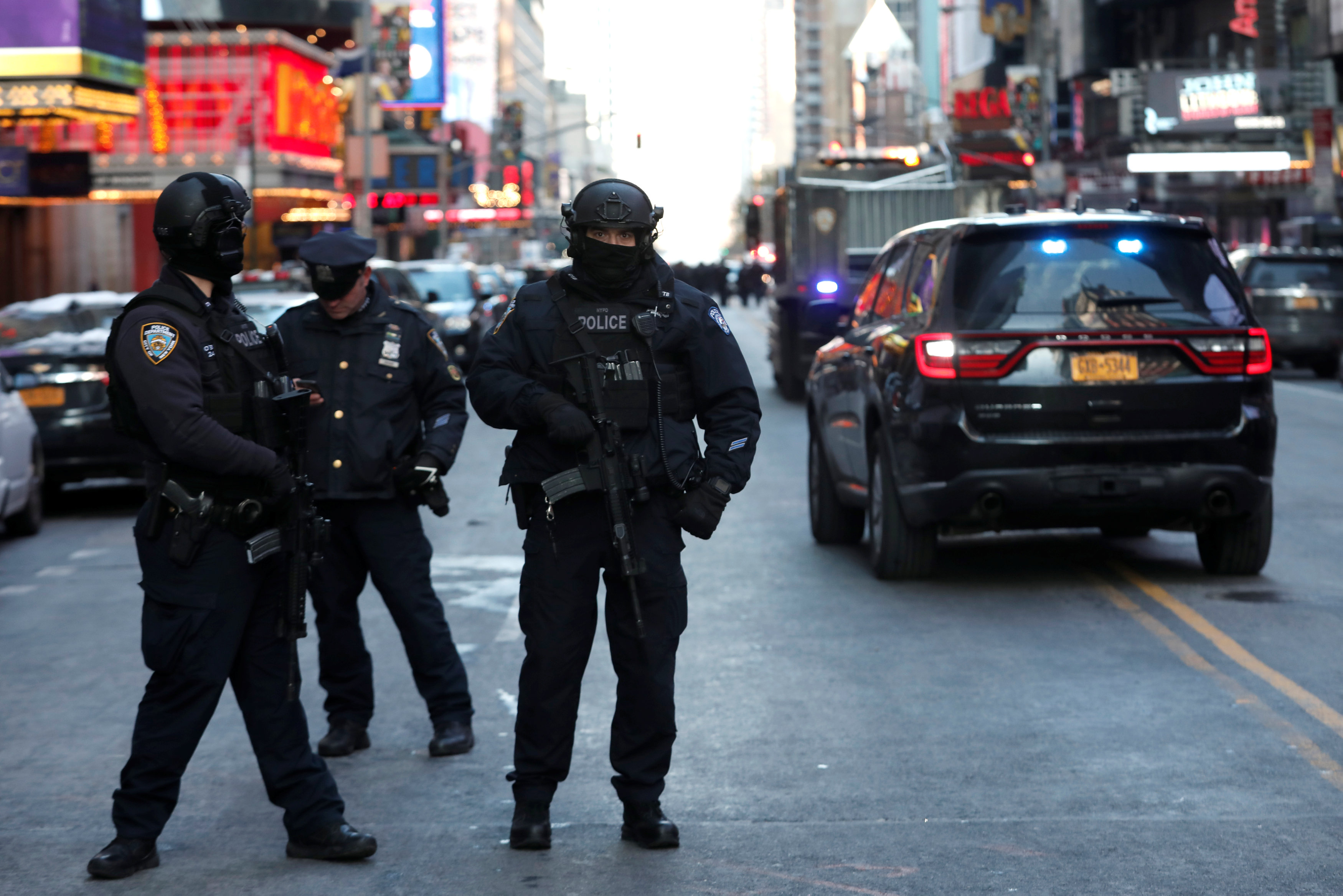 Accused NYC bomber to formally face terrorism charges as soon as Wednesday