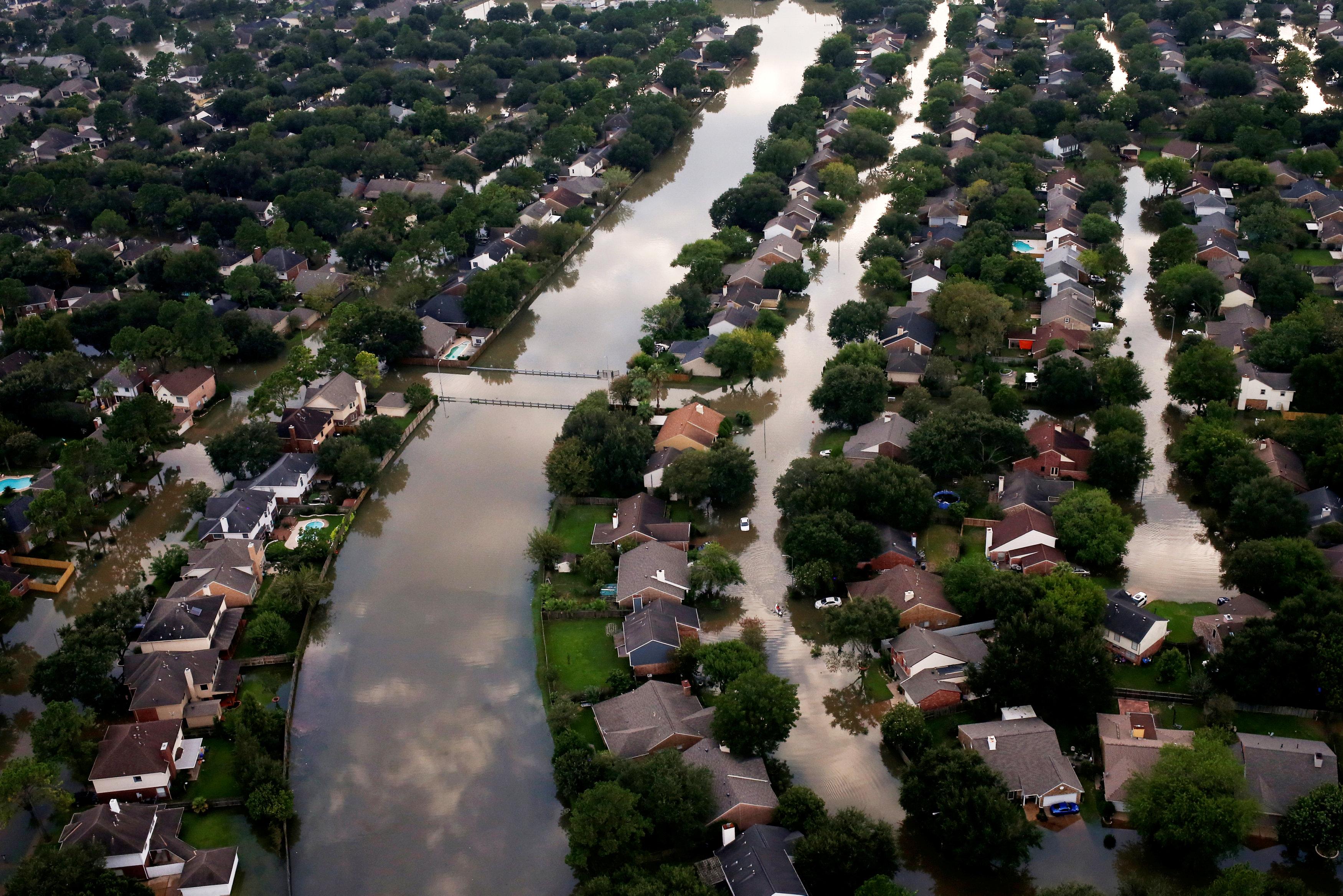 Special Report: Unfettered construction raises U.S. hurricane costs