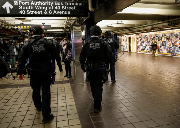New York subway attack shows limits of counterterror strategy