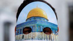 Palestinian leader says Trump's Jerusalem 'crime' prevents U.S. peace role