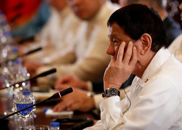 Philippine Congress gives Duterte green light to extend martial law in south