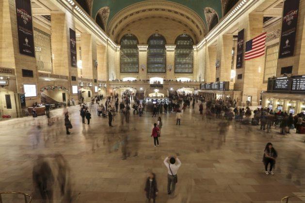 Record number of americans to travel during christmas for Traveling to new york in december
