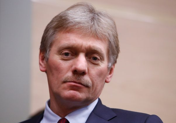 Kremlin spokesman Dmitry Peskov arrives for the meeting with officials of Rostec high-technology state corporation at the Novo-Ogaryovo state residence outside Moscow, Russia December 7, 2017.