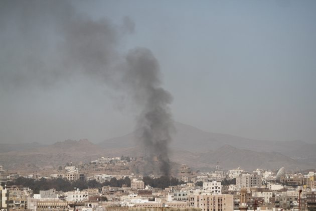 Saudi-led air strikes kill 136 civilians in Yemen: U.N.