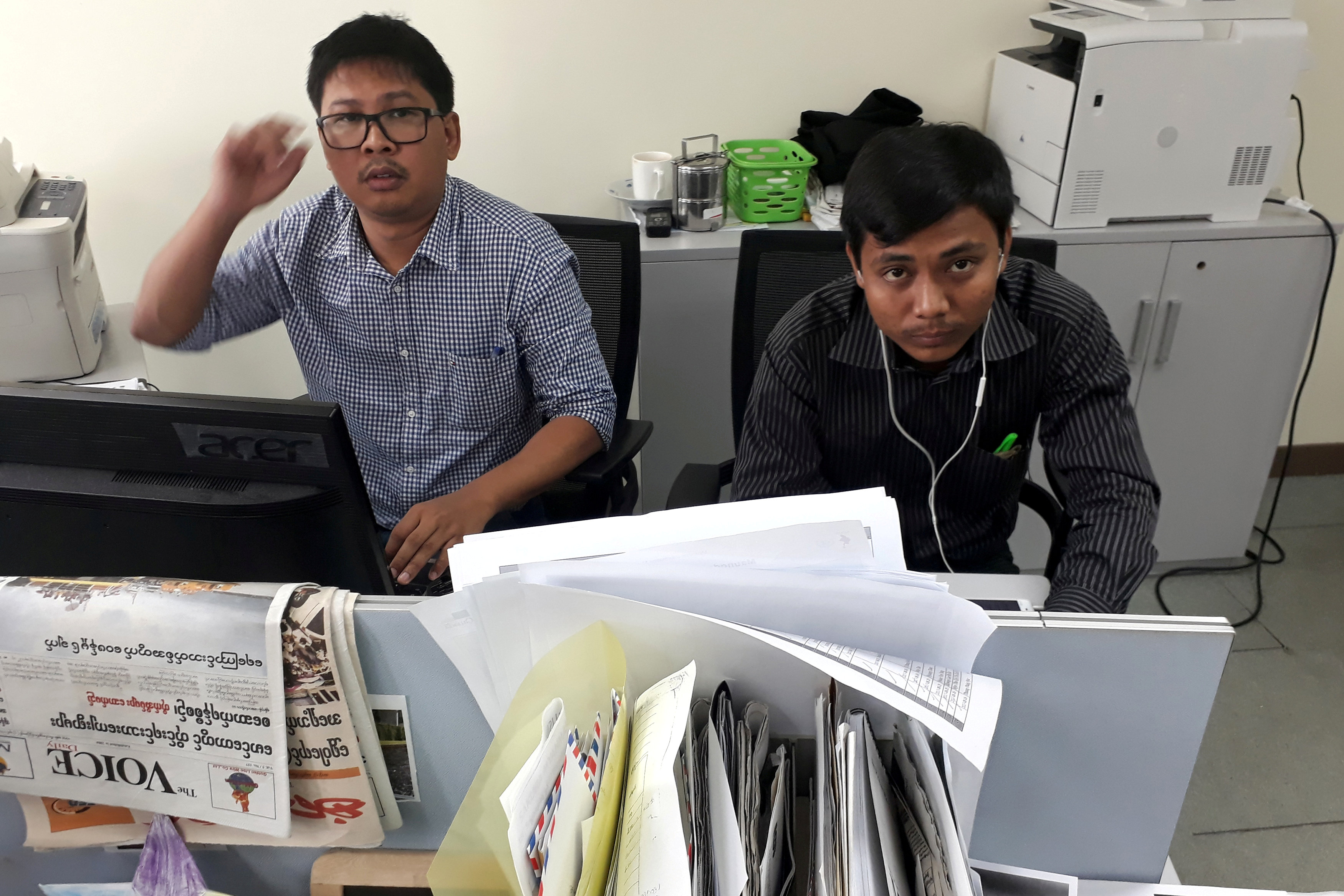 After one week, Myanmar silent on whereabouts of detained Reuters journalists