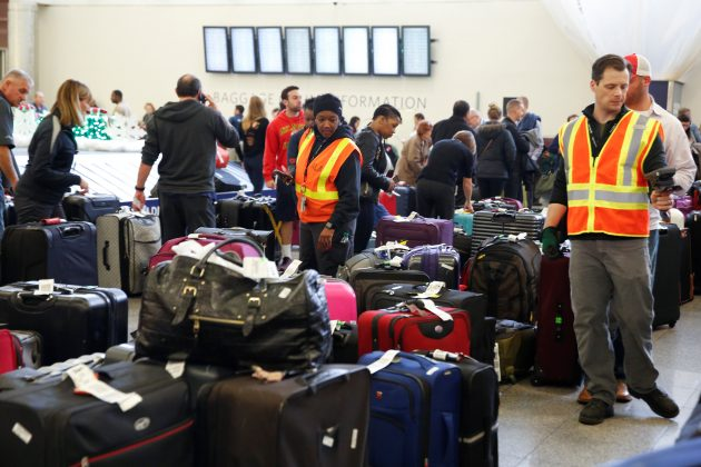 More flights canceled after Atlanta airport's day without power
