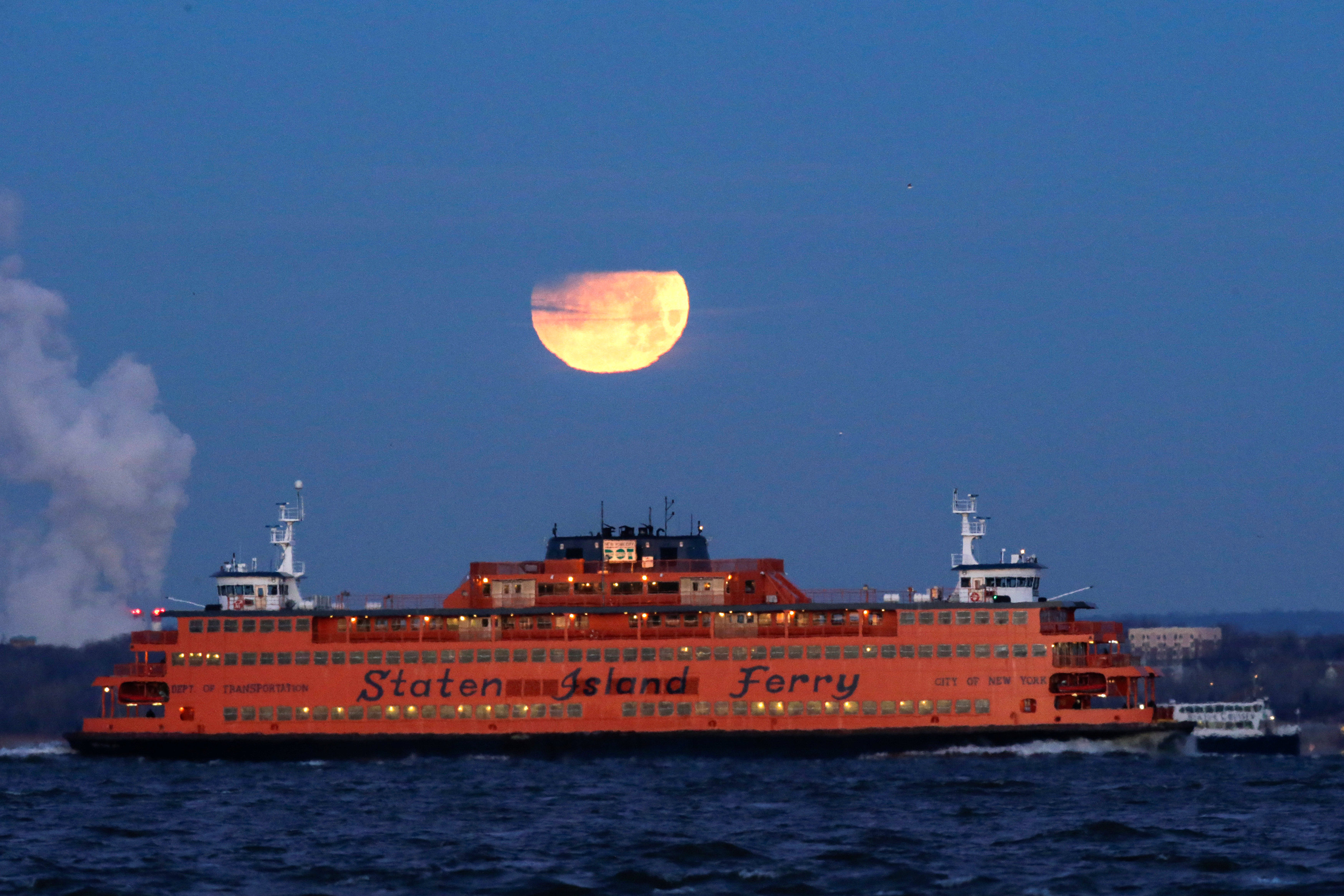 What Time Is The Eclipse In Staten Island