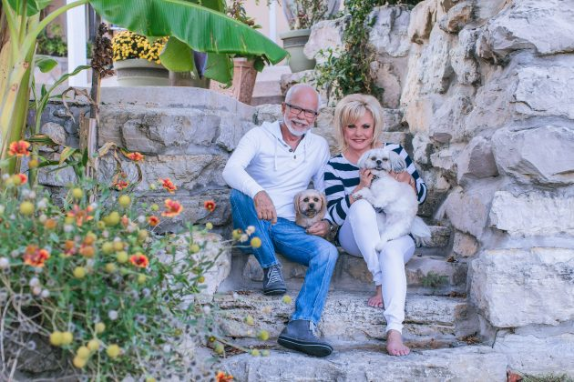 Jim and Lori Bakker at Morningside
