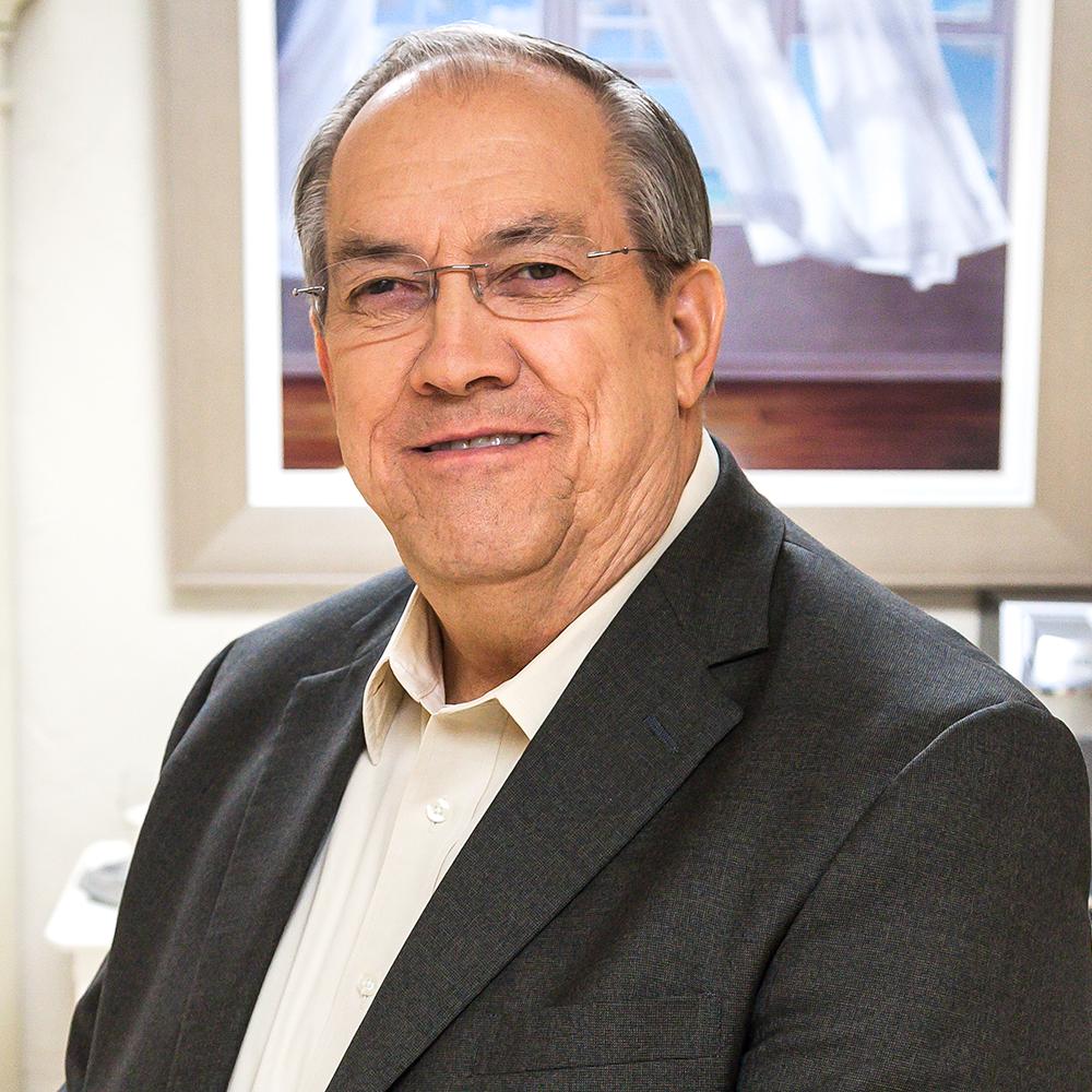 Dr. Irvin Baxter