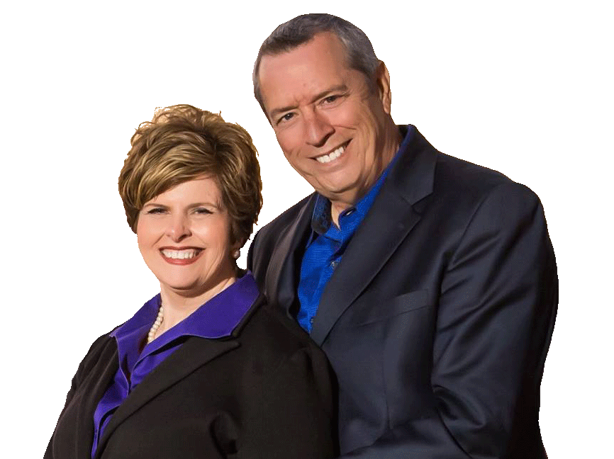Cindy and Mike Jacobs