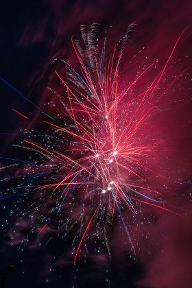 Fireworks at Morningside 7-4-17