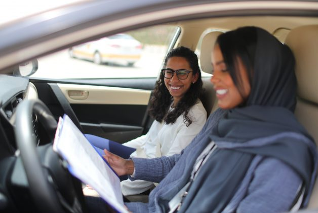 dhahran single women Electric atmosphere in the country as women hail event as a  maria al faraj at saudi aramco driving center in dhahran,  control every single detail of.