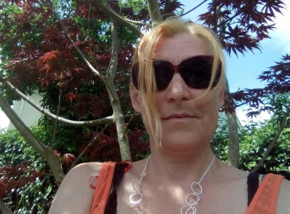 Dawn Sturgess, who has died as a result of Novichok poisoning, is pictured in Salisbury, Britain June 27, 2016, in this picture obtained from social media. Facebook/Dawn Sturgess via REUTERS