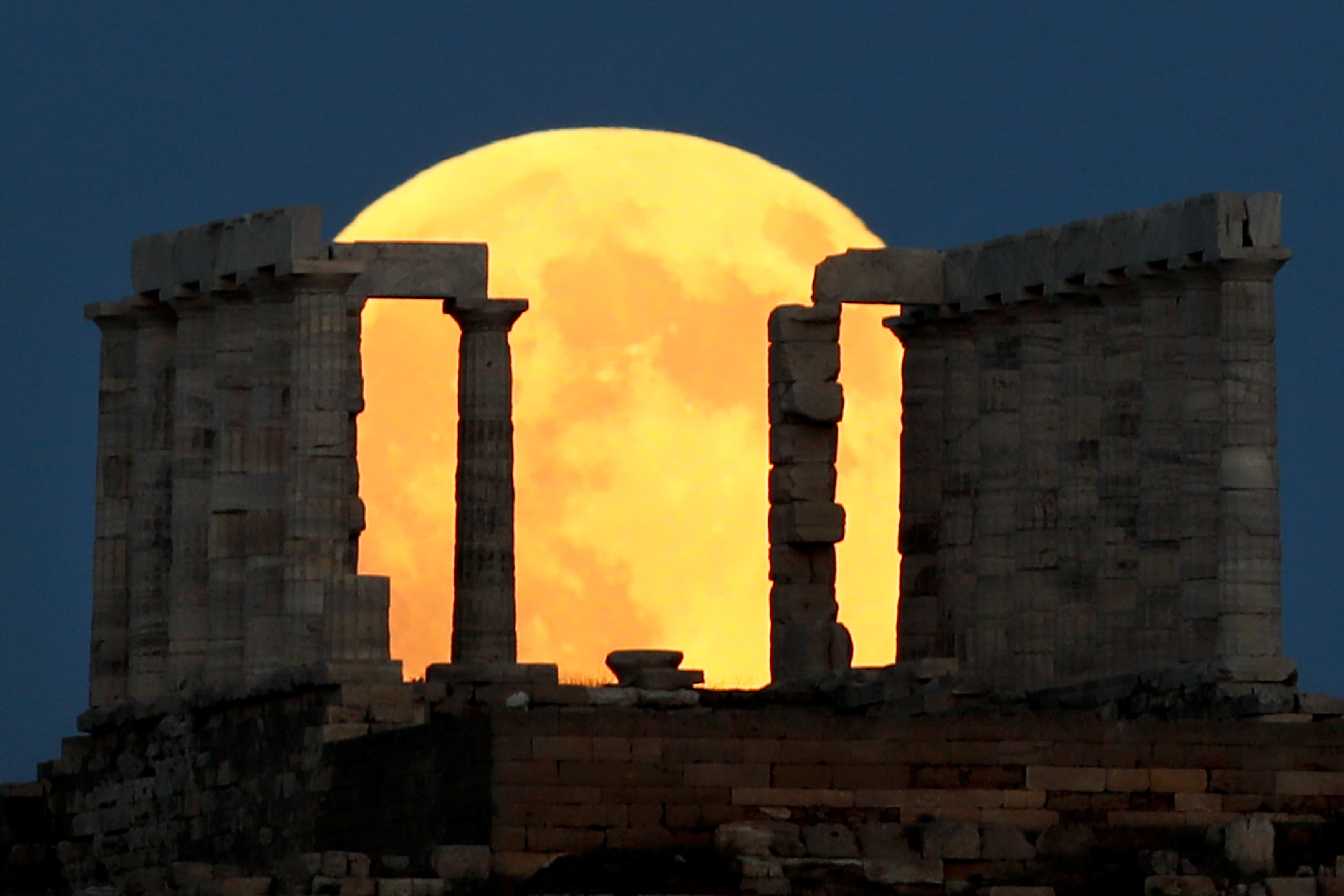 blood moon tonight greece - photo #19