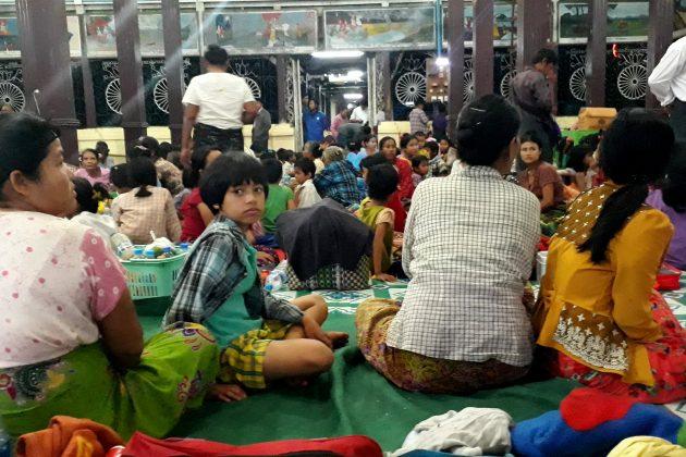 Myanmar dam breach floods 85 villages, thousands driven from