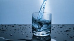 Water in glass, Clean drinking water