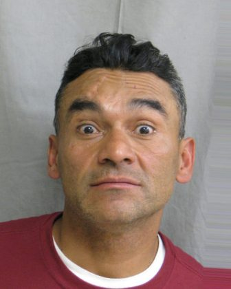 Ramon Escobar, 47, appears in a booking photo provided by the Harris County Sheriff's Office in Houston, Texas, U.S., September 27, 2018. Harris County Sheriff's Office/Handout via REUTERS