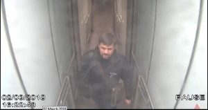 FILE PHOTO: Ruslan Boshirov, who was formally accused of attempting to murder former Russian spy Sergei Skripal and his daughter Yulia in Salisbury, is seen on CCTV at Gatwick Airport on March 2, 2018 in an image handed out by the Metropolitan Police in London, Britain September 5, 2018. Metroplitan Police handout via REUTERS