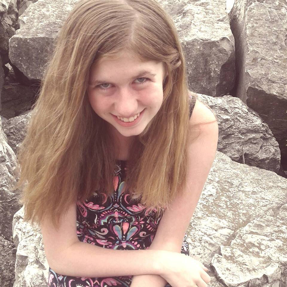 Jayme Closs, 13, is shown in this undated handout photo provided October 17, 2018. Office of the Attorney General, Wisconsin Deparment of Justice/Handout via REUTERS