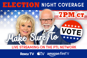 Election night coverage- November 6th, 7PM central