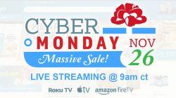 The Jim Bakker Show Super Cyber Monday event!