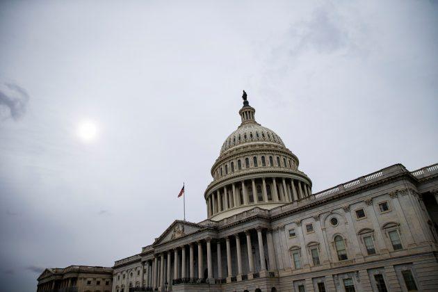 FILE PHOTO: The U.S. Capitol is pictured in Washington, U.S., November 13, 2018. REUTERS/Al Drago/File Photo