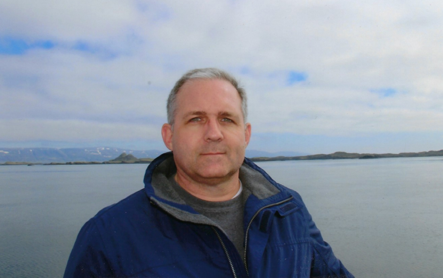 Paul Whelan, a U.S. citizen detained in Russia for suspected spying, appears in a photo provided by the Whelan family on January 1, 2019. Courtesy Whelan Family/Handout via REUTERS
