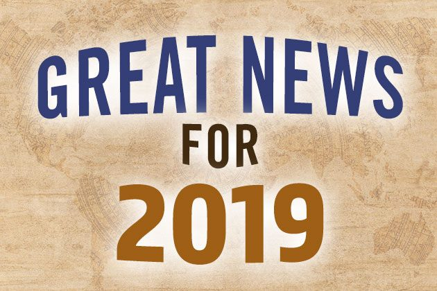 Great News Images 2019 Begins at ...