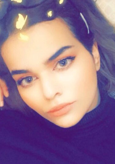 Rahaf Mohammed al-Qunun, a Saudi woman who claims to be fleeing her country and family and is currently in Bangkok, Thailand, is shown in this undated photo obtained by Reuters from social media. @rahaf84427714/via REUTERS