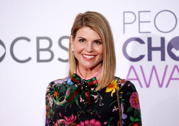 FILE PHOTO: Actress Lori Loughlin arrives at the People's Choice Awards 2017 in Los Angeles, California, U.S., January 18, 2017. REUTERS/Danny Moloshok/File Photo
