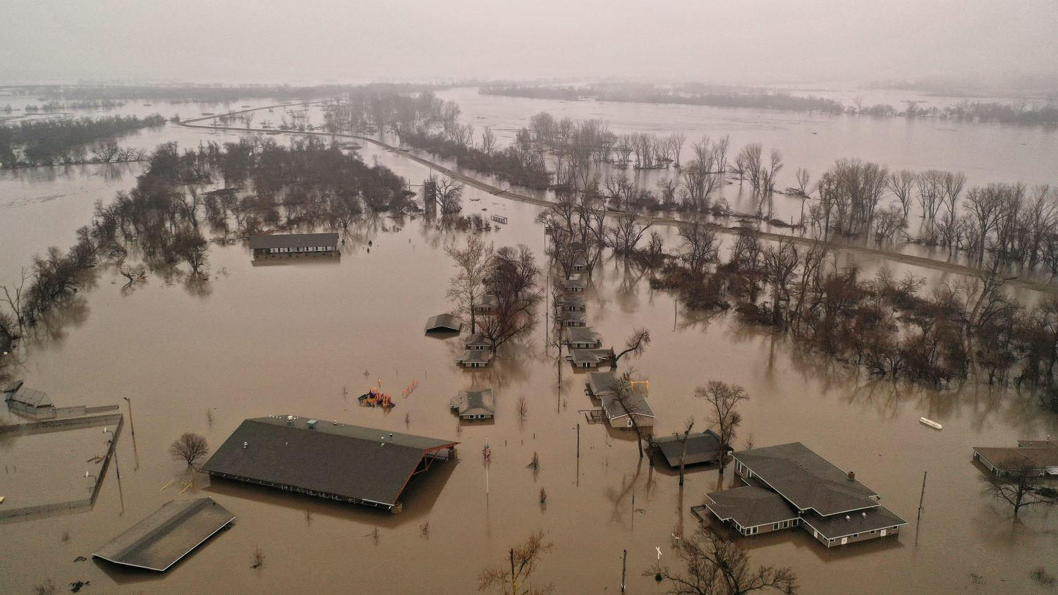 U.S. farmers face devastation following Midwest floods