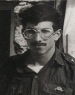 An undated photo of Zachary Baumel, a U.S.-born Israeli soldier missing since a 1982 tank battle against Syrian forces. Government Press Office/Handout via REUTERS