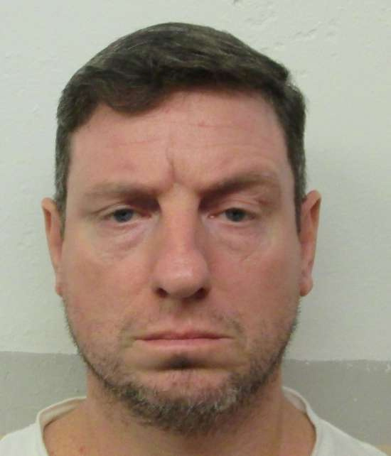 Death row inmate Christopher Price is seen in this undated Alabama Department of Corrections photo obtained from Montgomery, Alabama, U.S., on April 10, 2019. Courtesy Alabama Department of Corrections/Handout via REUTERS
