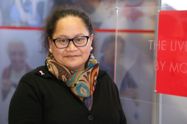 Red Cross worker Louisa Akavi, a New Zealand national, is seen in this undated handout photo released by the International Committee of the Red Cross (ICRC) to Reuters on April 14 2019. ICRC/Handout via REUTERS