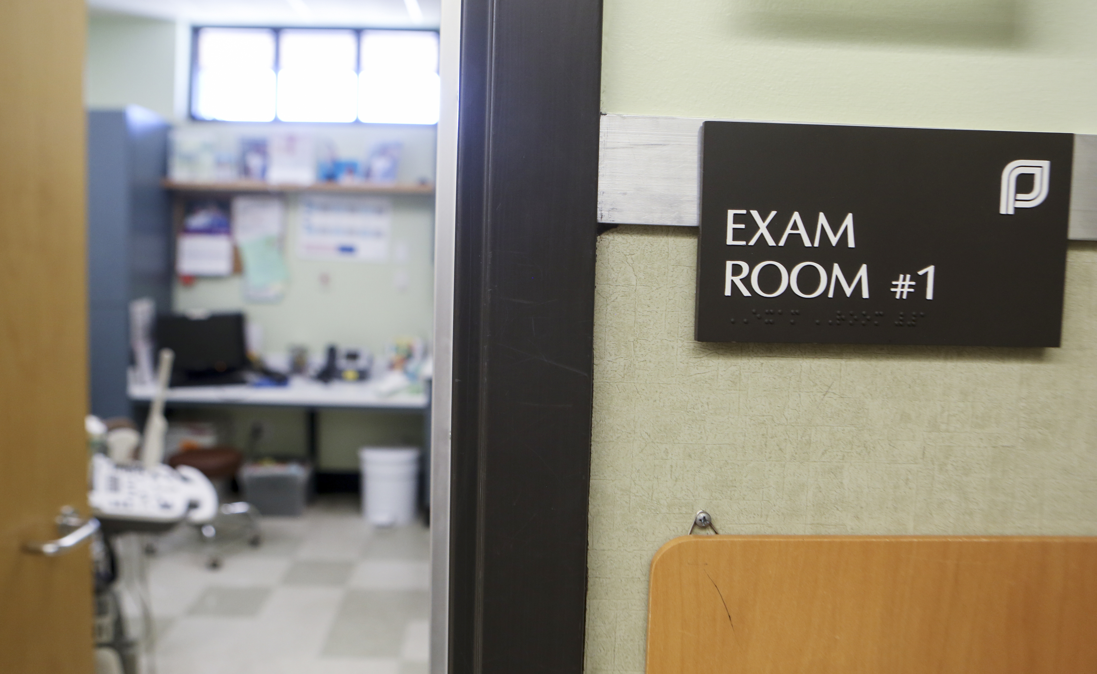 An exam room at the Planned Parenthood South Austin Health Center in Austin, Texas, U.S. June 27, 2016. REUTERS/Ilana Panich-Linsman