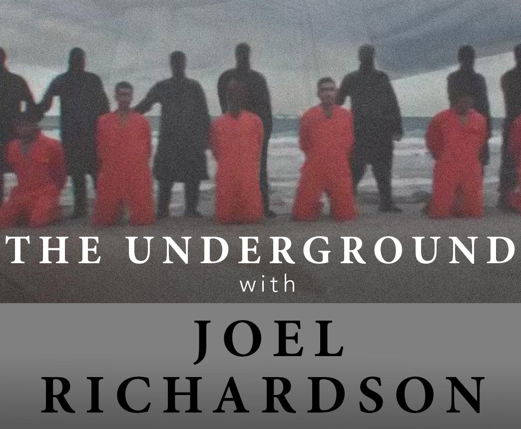 Joel Richardson - the Underground on PTL Television Network