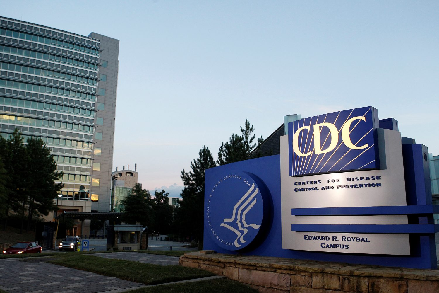 FILE PHOTO: Centers for Disease Control and Prevention (CDC) headquarters in Atlanta, Georgia September 30, 2014. REUTERS/Tami Chappell/File Photo/File Photo