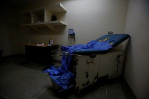 """A view of a maternity room of Felipe Guevara Rojas Hospital in El Tigre, Venezuela, June 3, 2019. REUTERS/Ivan Alvarado SEARCH """"BASTARDO VENEZUELA"""" FOR THIS STORY. SEARCH """"WIDER IMAGE"""" FOR ALL STORIES. TPX IMAGES OF THE DAY"""