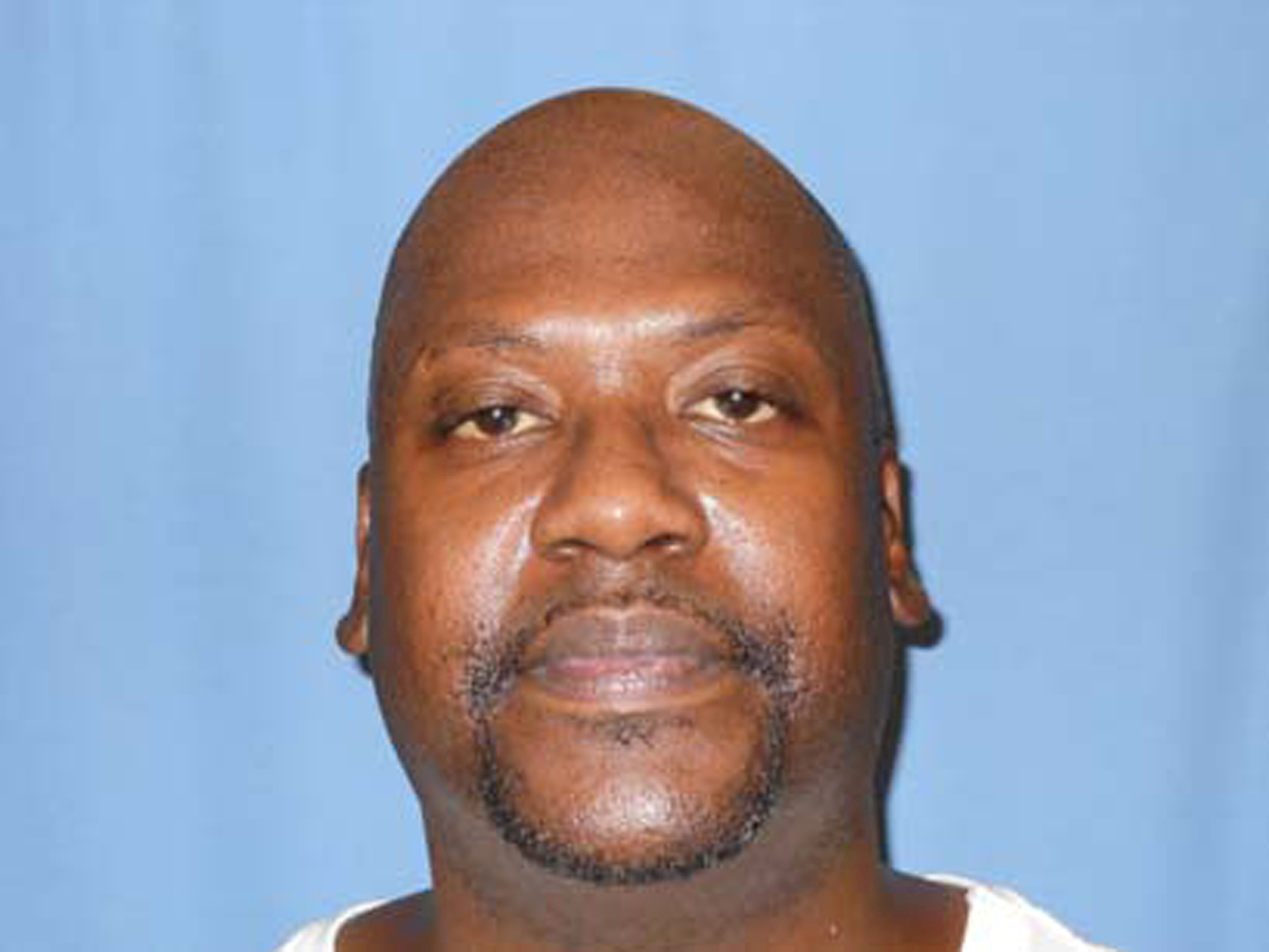Death row inmate Curtis Flowers. Courtesy Mississippi Department of Corrections/via REUTERS