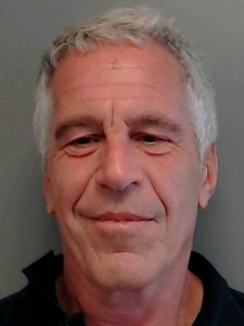 FILE PHOTO: Jeffrey Epstein is shown in this undated Florida Department of Law Enforcement photo. REUTERS/Florida Department of Law Enforcement/Handout via Reuters/File Photo