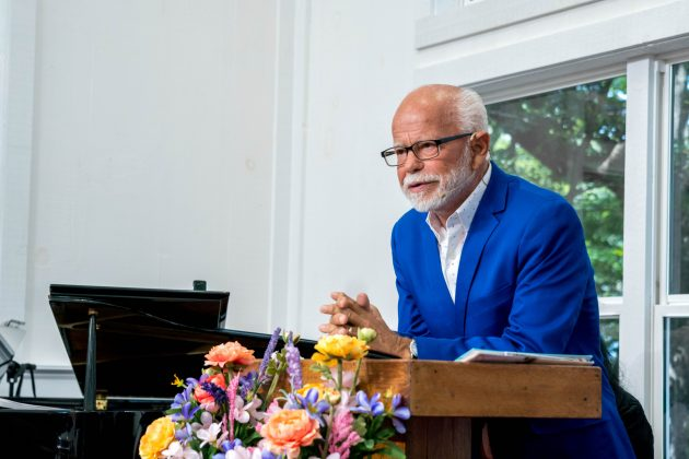 Pastor Jim Bakker - Prayer Mountain Chapel