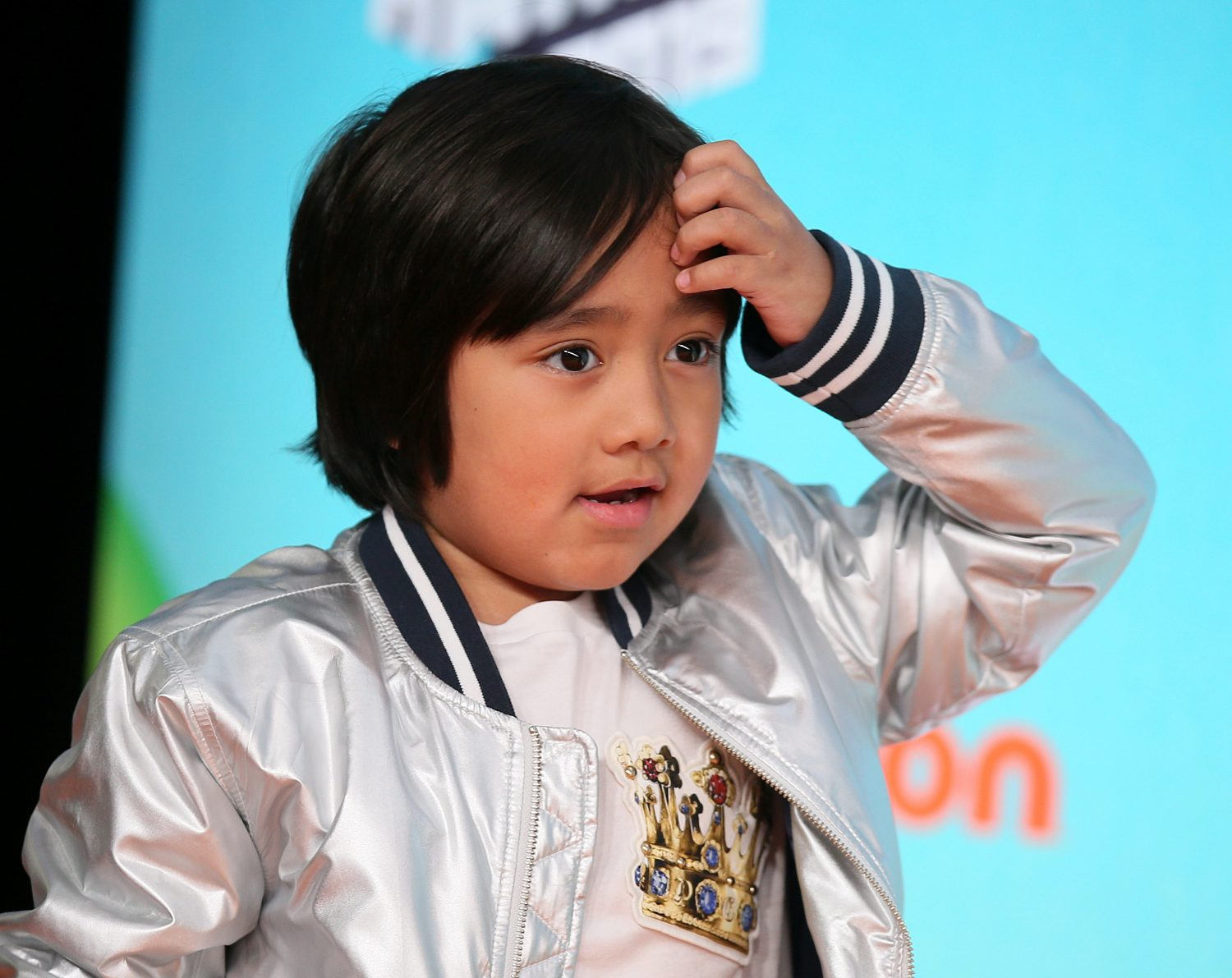 FILE PHOTO: 2019 Kids Choice Awards – Arrivals – Los Angeles, California, U.S., March 23, 2019 – YouTube star Ryan ToysReview. REUTERS/Danny Moloshok/File Photo