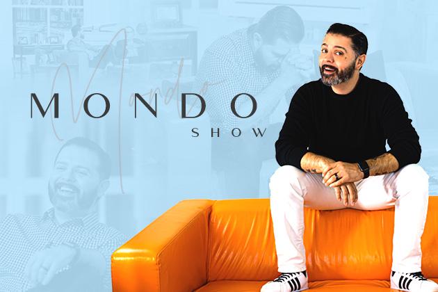 Mondo Show - PTL Television Network Mondo De La Vega