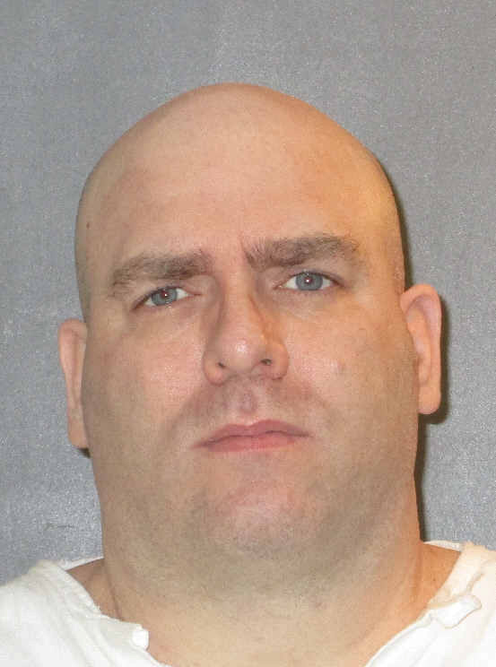 FILE PHOTO: Death-row inmate Larry Swearingen is shown in this photo in Huntsville, Texas, U.S., provided August 20, 2019. Texas Dept of Criminal Justice/Handout via REUTERS