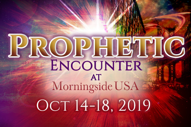 Prophetic Encounter Conference at Morningside USA