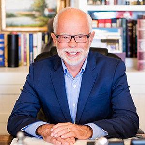 Pastor Jim Bakker