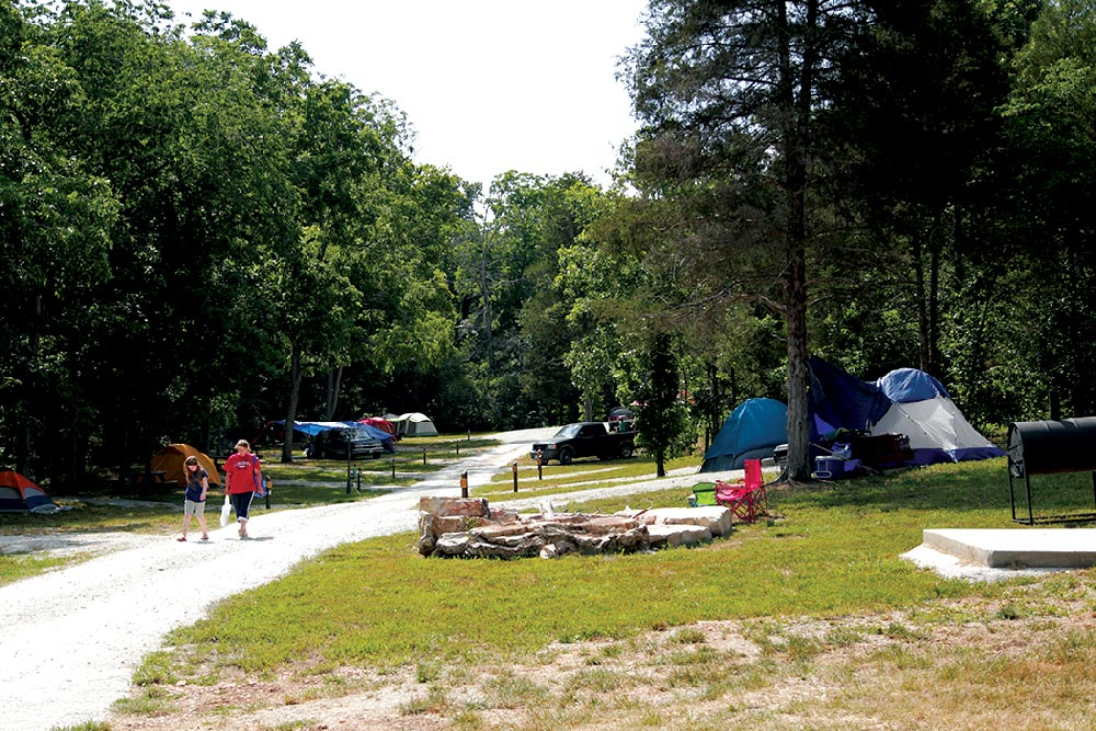 Morningside WIlderness Campground