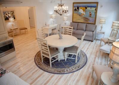 Recreation Area inside Lori's House